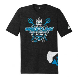 2019 NHSCA Nationals Official Event Tee