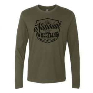 2019 NHSCA Nationals Ring Spun Long Sleeve Tee