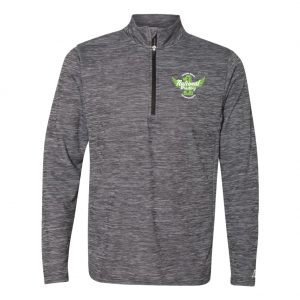 2019 NHSCA Nationals Russell Dri-Power Lightweight 1/4 Zip