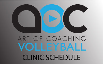 2017 Art of Coaching Volleyball Clinics