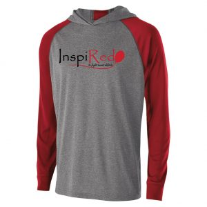 Red Balloon 4 Heart Defects Echo Hoodie