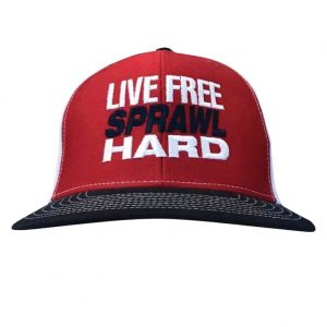 "Worldwide Sport Supply ""Sprawl Hard"" Wrestling Hat"
