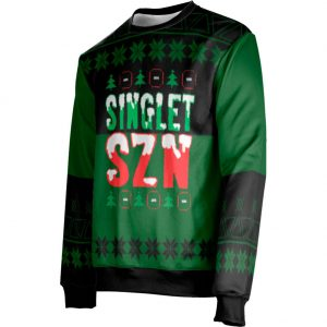 Worldwide Sport Supply Singlet SZN Ugly Christmas Sweater