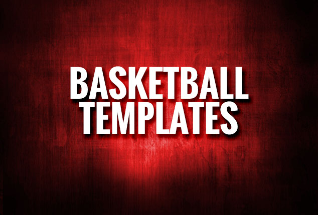 Basketball Templates