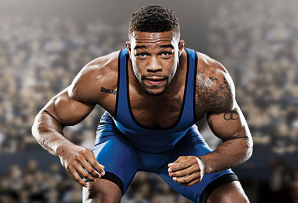 Meet Jordan Burroughs at High School Nationals