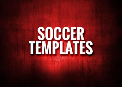 Soccer Templates