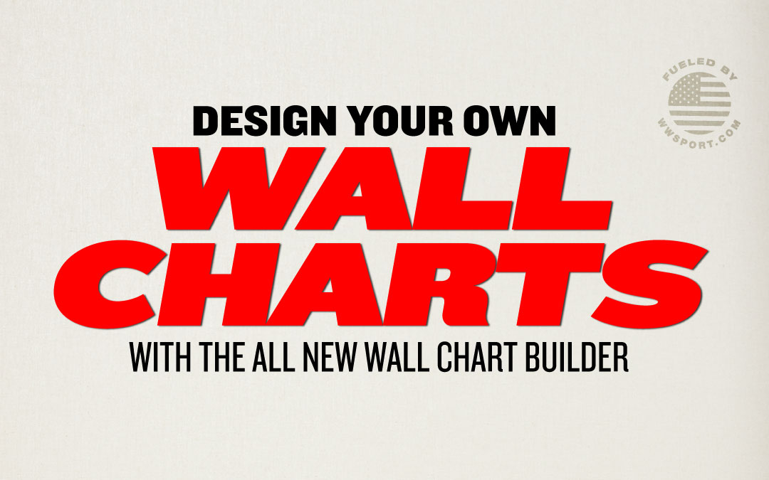 Design Your Own Wall Charts
