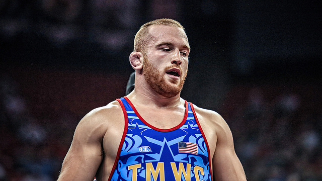 2018 World Wrestling Championships